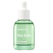 Масло Tea Tree Green Oil для Жирной Кожи с Чайным Деревом, 30 мл
