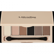 Тени A.Blending Pro Eyeshadow Palette для Век Искушение, 6 шт/2г