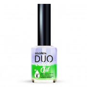 Масло Duo Cuticle Oil with Antioxidants Green Apple Двухфазное для Кутикулы с Антиоксидантами Зеленое Яблоко, 12 мл
