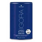 Белый Обесцвечивающий Порошок Igora Vario Blond Super Plus, 450г