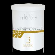 Маска Triniforce для Волос Уплотнение Волос, 1000 мл
