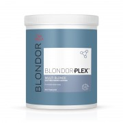 Пудра Blondor°Plex Обесцвечивающая без Образования Пыли, 800г