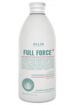 Шампунь Full Force Anti Dandruff Moisturizing Shampoo Увлажняющий Против Перхоти с Экстрактом Алоэ, 300 мл