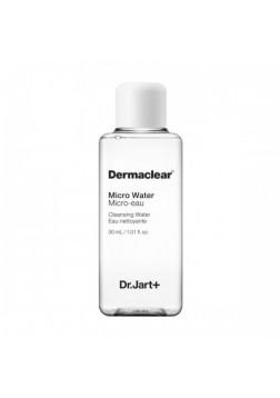 Биоводородная Микро-Вода для Очищения и Тонизирования Кожи Dermaclear Micro Water, 30 мл