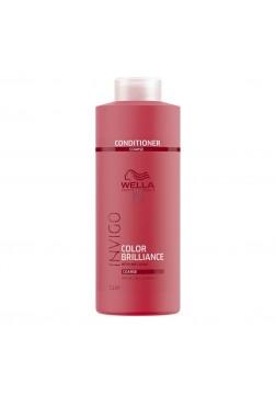 Бальзам Invigo Brilliance для Окрашенных Жестких Волос, 1000 мл