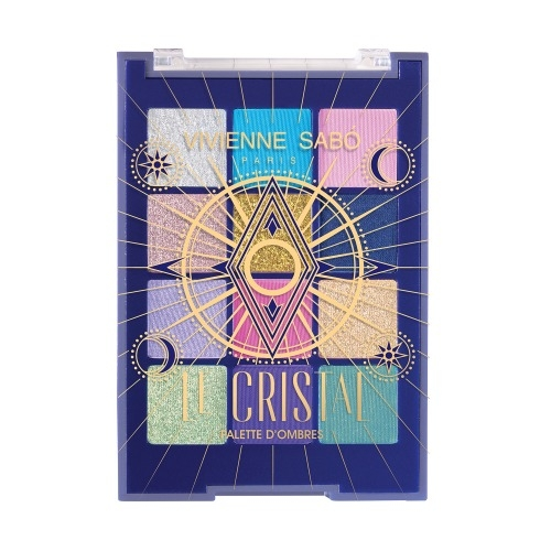 Vivienne Sabo Палетка Le Cristal Теней, 9,6г