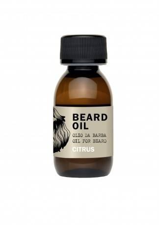 Dear Beard BEARD OIL CITRUS - масло для бороды с ароматом цитруса, 50 мл