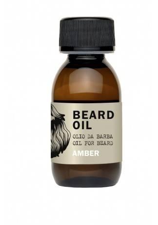 Dear Beard BEARD OIL AMBER - масло для бороды с ароматом амбры, 50 мл