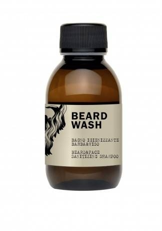 Dear Beard BEARD WASH - гигиенический шампунь для бороды и лица, 150 мл