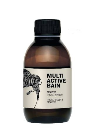 Dear Beard Multi active bain - Мультиактивный шампунь, 250 мл