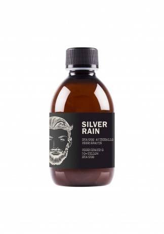 Dear Beard Silver Rain-Шампунь Регенерирующий для Нейтрализации Желтизны Волос, 250 мл dear beard шампунь мультиактивный multi active bain 250 мл