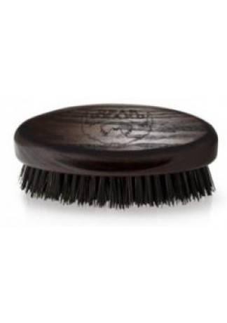 Dear Beard DEAR BEARD щетка для усов и бороды из древесины венге, 8x4 см