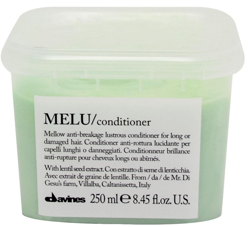 Davines Кондиционер для Предотвращения Ломкости Волос Melu, 250 мл davines мягкий кондиционер для подготовки волос к укладке 200 мл