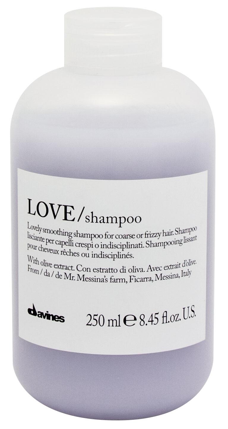 Davines Шампунь Разглаживающий Завиток Love, 250 мл