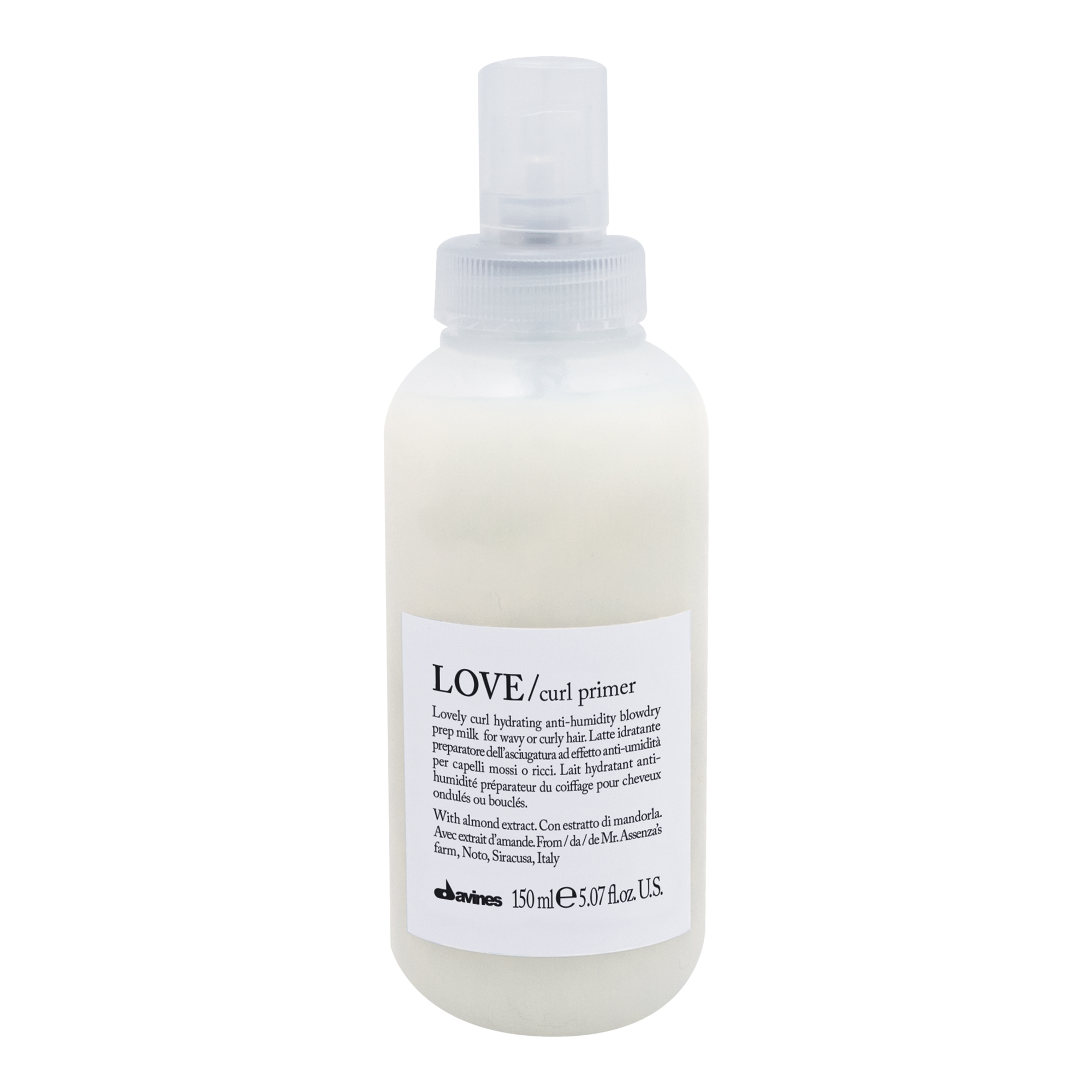 Davines Праймер для Усиления Завитка Love Curl, 150 мл davines контроллер для усиления завитка love curl 150 мл