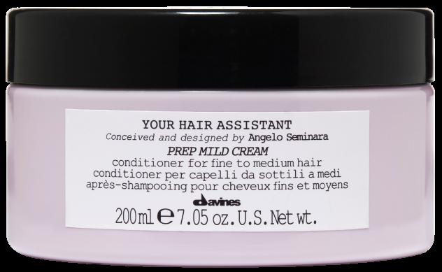 Davines Интенсивный Кондиционер для Подготовки Волос к Укладке, 200 мл davines мягкий кондиционер для подготовки волос к укладке 200 мл