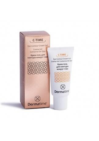 Dermatime Крем-Гель для Контура Вокруг Глаз, 30 мл