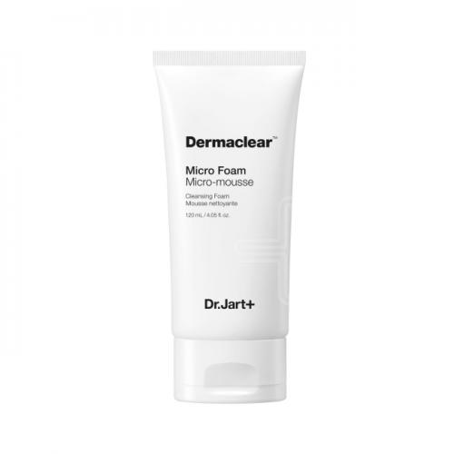 Dr.Jart+ Пенка для Умывания Глубокого Очищения Dermaclear Micro Foam,  120 мл цена и фото