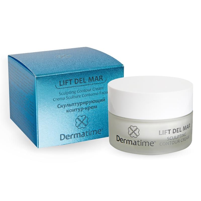 Dermatime Скульптурирующий Контур-Крем Sculpting Contour Cream, 50 мл