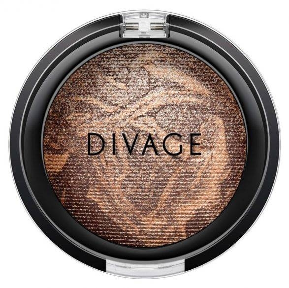 Divage Тени Для Век Запеченные Colour Sphere № 12, 3г