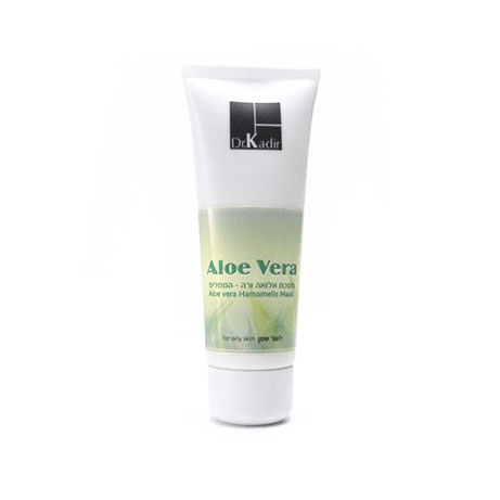 цена на Dr.Kadir Маска Алоэ-Гамамелис для Жирной Кожи Aloe Vera-Hamamelis Mask For Oily Skin, 75 мл