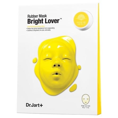 Dr.Jart+ Маска Rubber Mask Моделирующая Альгинатная Мания Сияния, 43г+5г альгинатная маска виды