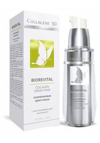 Collagene 3D Крем-маска для лица BioRevital, 30 мл