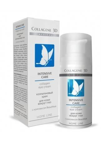 цена на Collagene 3D Крем для глаз Eye Intensive, 15 мл