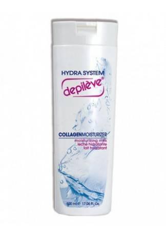 Depileve Термолосьон COLLAGEN ELASTIN PLUS, 500 мл collagen cybermass
