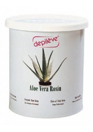 Depileve Воск Aлоэ-Вера, 800г depileve воск пленочный с маслом монои 800г