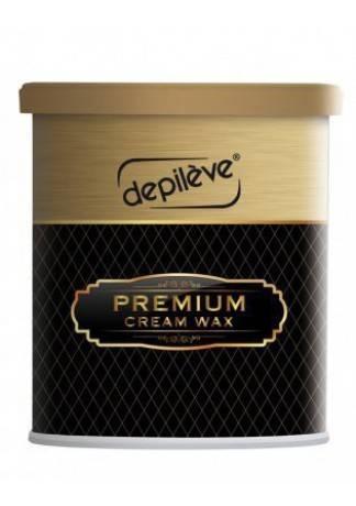 Depileve Пленочный Воск Премиум с Диоксидом Титана, 800г