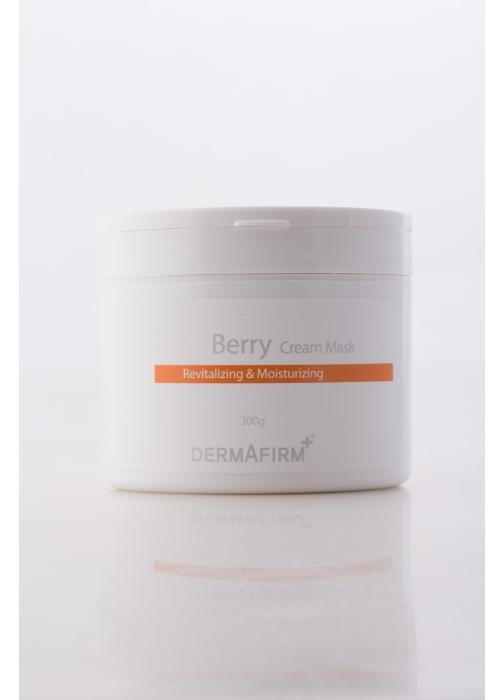 Dermafirm Маска Кремовая Ягодная Cream Mask - Berry, 300г