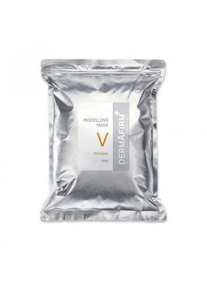 Dermafirm Маска Альгинатная с Витамином С Modeling Mask - Vitamin, 1000г lindsay маска альгинатная осветляющая жемчуг 26 гр