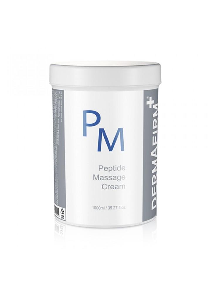 Dermafirm Крем Массажный Peptide Massage Cream, 1000г гирудотонус крем массажный