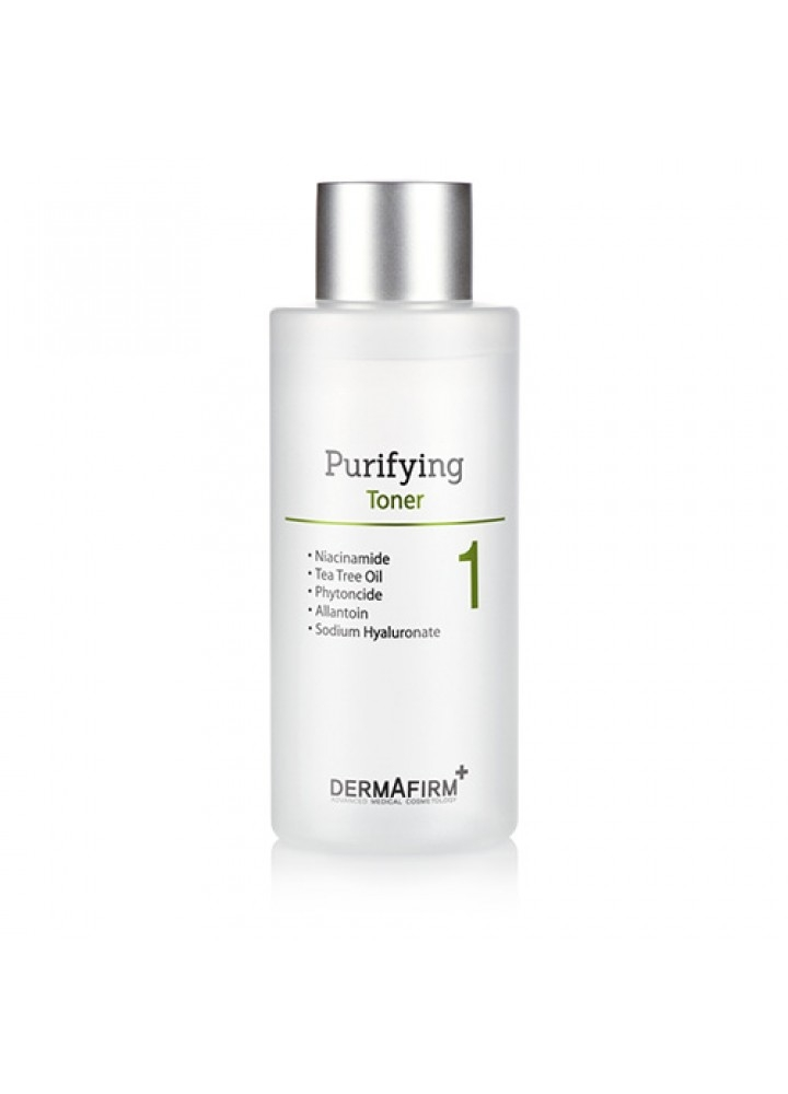 Dermafirm Тоник Очищающий DF Purifying Toner, 200 мл цена