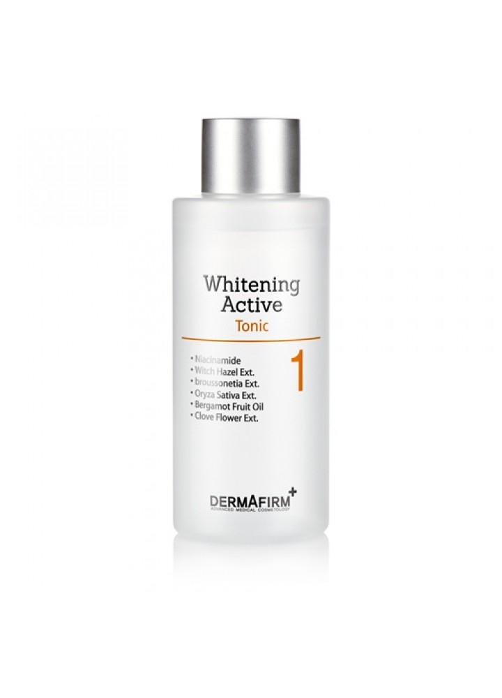 Dermafirm Тоник Отбеливающий DF Whitening Active Tonic, 200 мл