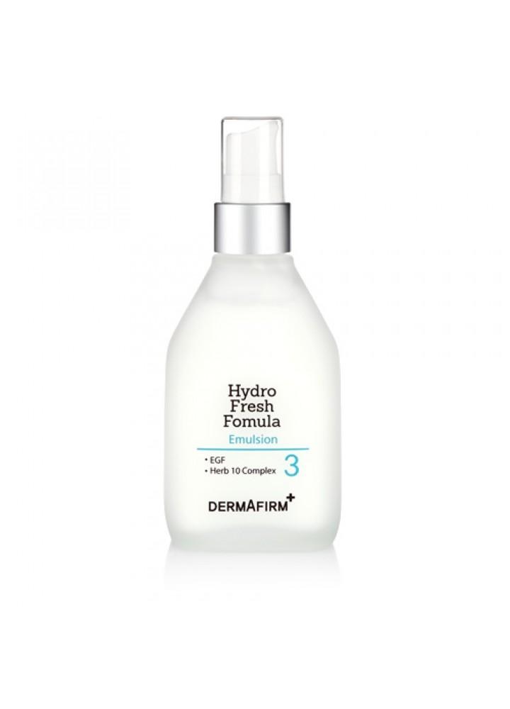 Dermafirm Эмульсия Hydro Fresh Formula, 120 мл ревитализирующая эмульсия skin youth formula trend edition
