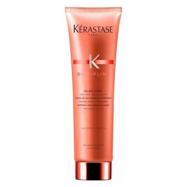 Kerastase Крем Discipline Curl Ideal Oleo-Curl Дисциплин Керл, 150 мл chi luxury black seed oil curl defining cream gel