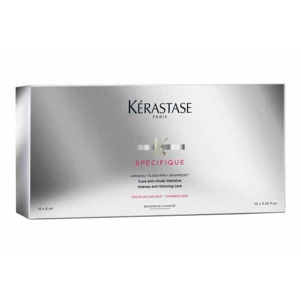 Kerastase Спесифик Курс от Выпадения Волос Specifique Aminexil Force R, 10*6 мл ампулы аминексил 10 амул х 6 мл kerastase specifique
