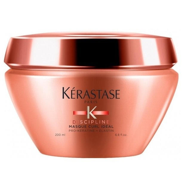 Kerastase Дисциплин Керл Маска Discipline Curl Ideal Mask, 200 мл