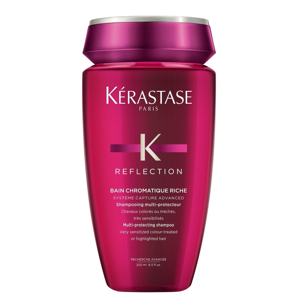 Kerastase Шампунь Reflection Chromatique Riche Shampoo Рефлексьон Хроматик Риш, 250 мл kerastase reflection bain chromatique riche shampoo