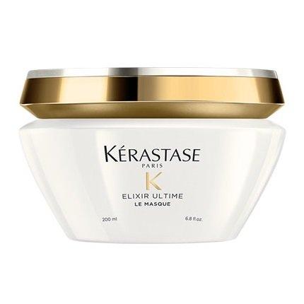 Kerastase Маска Elixir Ultime для Всех Типов Волос, 200 мл kerastase молочко elixir ultime для совершенного преображения материи волос 200 мл