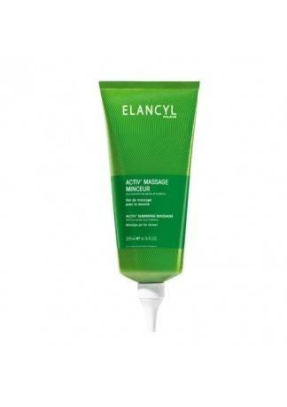 Elancyl Гель для Противоцеллюлитного Массажа (Сменный Блок) Aktiv Massage, 200 мл элансиль актив массаж гель для противоцеллюлитного массажа 200мл сменный блок