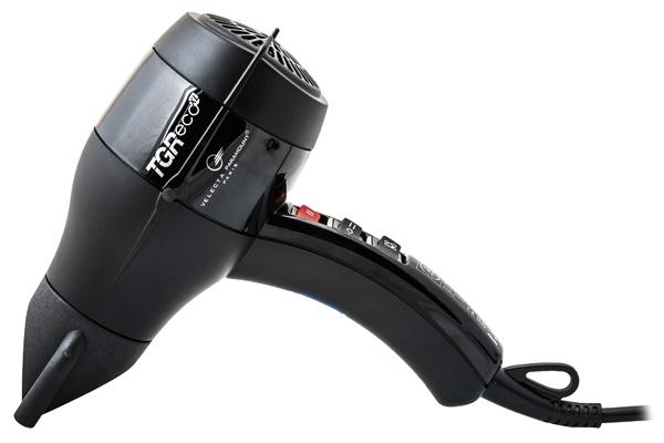 VELECTA PARAMOUNT Фен TGR ECO XL SOFT BLACK 1600 ВТ фен ksitex f 1600 ws