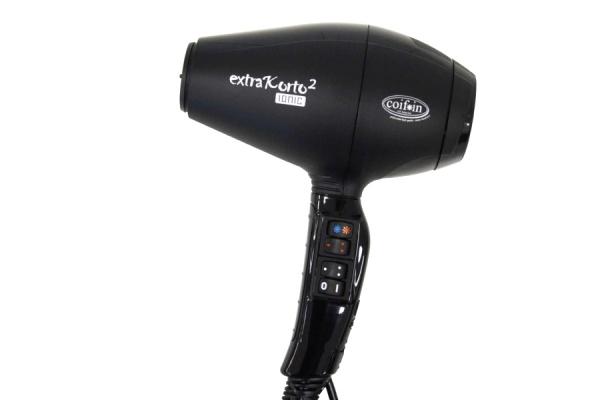COIF*IN Фен  ExtraKorto EK2R Ionic 2200-2400 Вт Черный