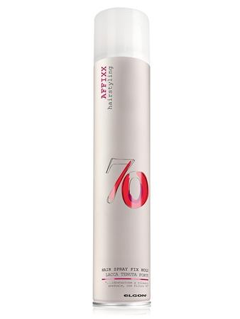 ELGON Лак Hair Spray Fix Hold для Укладки Волос Сильной Фиксации, 500 мл лак для укладки волос сильной фиксации aveda control force firm hold hair spray 300 мл
