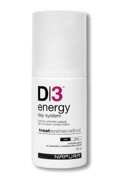 Napura Energy Pre D3 Несмываемый Ежедневный Лосьон, 75 мл napura аэрозоль локальный для нормальной кожи energy pre 15 мл
