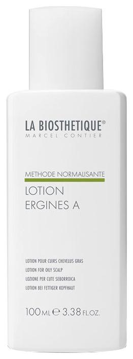 La Biosthetique Ergines A Лосьон для Жирной Кожи Головы, 100 мл la biosthetique лосьон для жирной кожи головы methode normalisante ergines a 100 мл