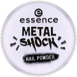 Essence Эффектная Пудра для Ногтей B-To-B Metal Shock Nail Powder, Синий Перламутр тон 05 essence b to b eyebrow gel colour