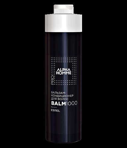 ESTEL ALPHA HOMME Бальзам-Кондиционер для Волос, 1000 мл